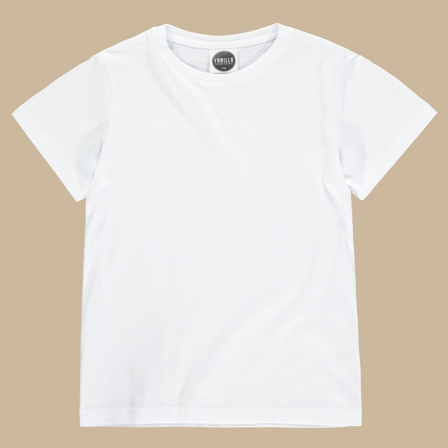 Picture of Kids Organic Cotton Tee